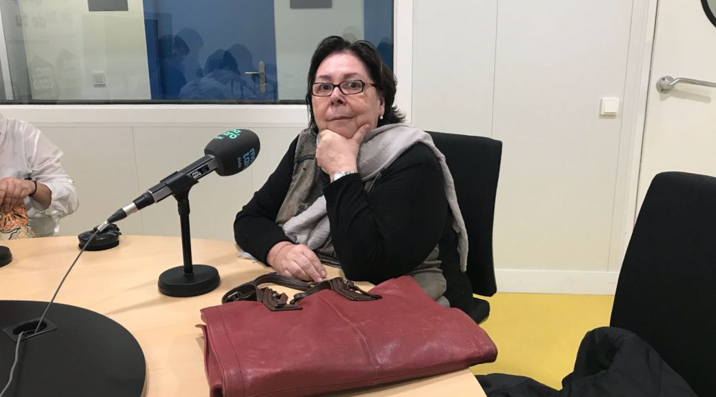 Anna Comas al programa El Racó (2018)