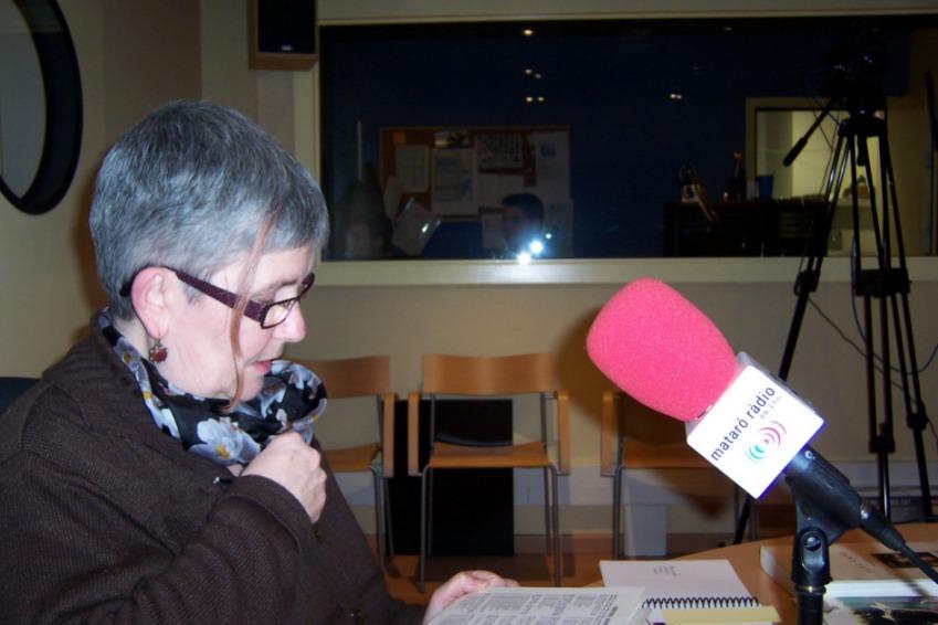 Lola Casas en el programa 58 del Racó